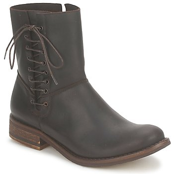 Schuhe Damen Boots Stephane Gontard RINGO Braun