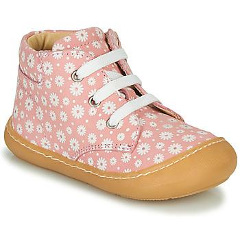 Schuhe Mädchen Sneaker High GBB ATARINA Rose
