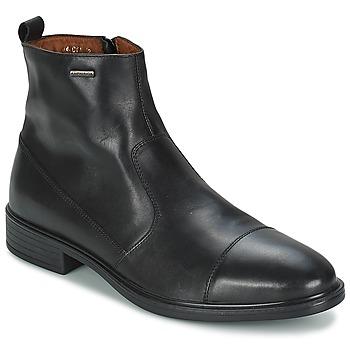 Schuhe Herren Boots Geox LORIS D ABX Schwarz