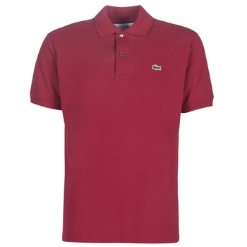 Kleidung Herren Polohemden Lacoste POLO L12 12 REGULAR Bordeaux