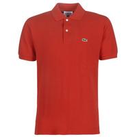 Kleidung Herren Polohemden Lacoste POLO L12 12 REGULAR Rot