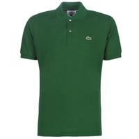 Kleidung Herren Polohemden Lacoste POLO L12 12 REGULAR Grün
