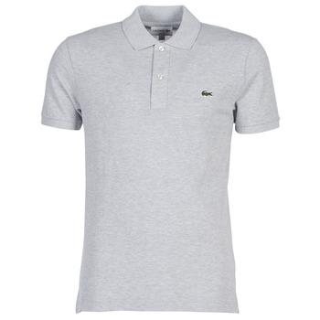 Kleidung Herren Polohemden Lacoste PH4012 SLIM Grau