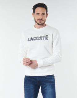 Kleidung Herren Sweatshirts Lacoste SH8632 Weiss