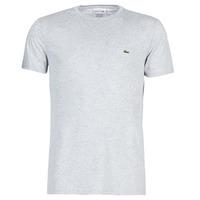 Kleidung Herren T-Shirts Lacoste TH6709 Grau
