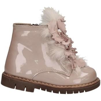 Schuhe Mädchen Boots Eli 1957 2447X METALIZ Stiefel Kind nackt nackt