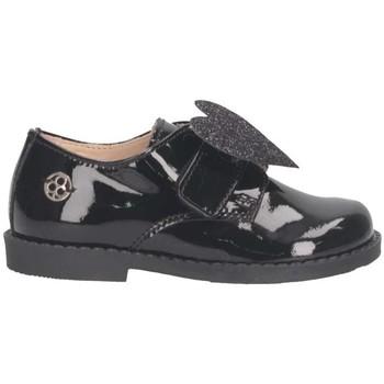 Schuhe Mädchen Richelieu Florens E723652V schwarz