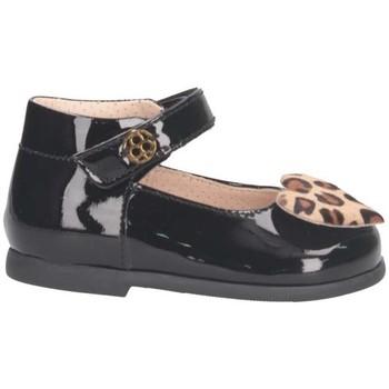 Schuhe Mädchen Ballerinas Florens E701244V Ballet Pumps Kind schwarz schwarz