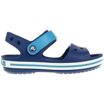 Schuhe Jungen Sandalen / Sandaletten Crocs Crocband Blau