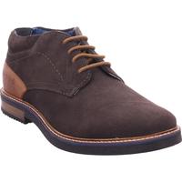 Schuhe Herren Derby-Schuhe Bugatti Vando dark grey
