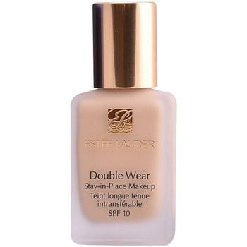 Beauty Damen Make-up & Foundation  Estee Lauder Double Wear Fluid Spf10 1w1-bone  30 ml