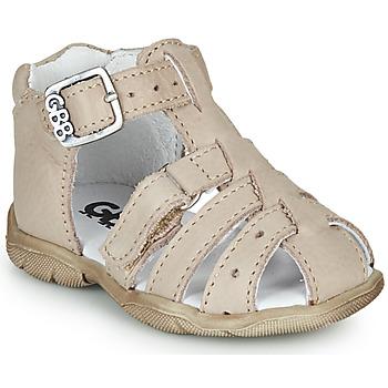 Schuhe Jungen Sandalen / Sandaletten GBB ARIGO Weiss