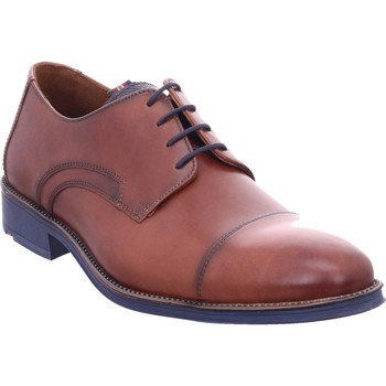 Schuhe Herren Derby-Schuhe & Richelieu Lloyd GRIFFIN 5 - CIOCCOLATO/OCEAN