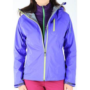 Kleidung Damen Jacken Salomon Quest Hike Trip 3 IN 1 W Violett