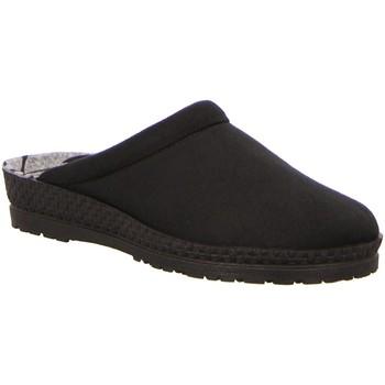 Schuhe Damen Hausschuhe Rohde Neustadt-D 2291/90 schwarz