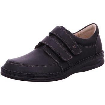 Schuhe Herren Slipper Finn Comfort Slipper Wicklow 01112-060099 schwarz