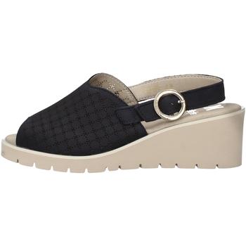 Schuhe Damen Sandalen / Sandaletten CallagHan 24605 MARINE