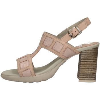 Schuhe Damen Sandalen / Sandaletten CallagHan 21218 ROSA