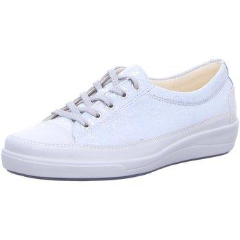 Schuhe Damen Sneaker Low Christian Dietz Schnuerschuhe Locarno 9954195106 weiß