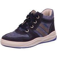 Schuhe Jungen Sneaker High Richter High Schnür-Bootie 1321-643-7204 blau