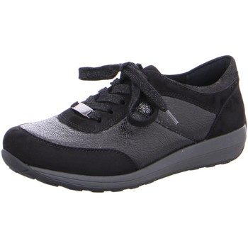 Schuhe Damen Sneaker Low Ara Schnuerschuhe Osaka -H- 12.44522.71 schwarz