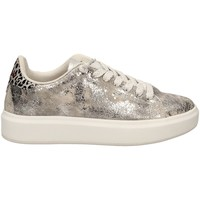 Schuhe Damen Sneaker Low Lotto IMPRESSIONS CRACK W whisi-bianco-argento