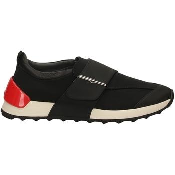 Schuhe Damen Slip on Guardiani ONESOUL xf00-nero