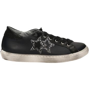 Schuhe Damen Sneaker Low 2 Stars LOW blune-nero-blu