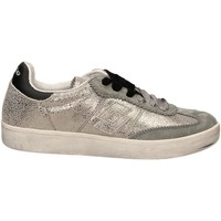 Schuhe Damen Sneaker Low Lotto BRASIL SELECT CRACK silmt-argento