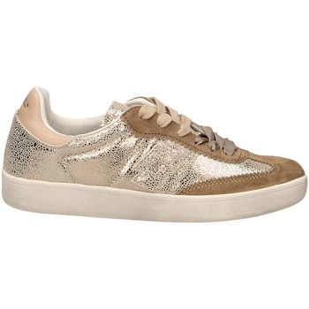 Schuhe Damen Sneaker Low Lotto BRASIL SELECT CRACK brzdm-bronzo