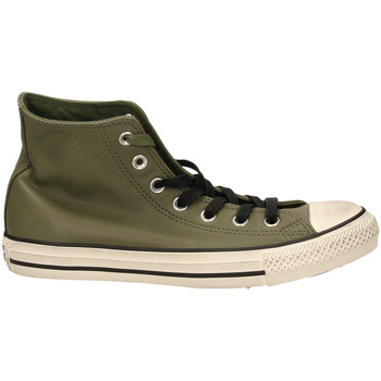 Schuhe Herren Sneaker High All Star CTAS DISTRESSED HI fiegr-verde-militare
