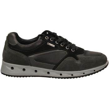 Schuhe Herren Sneaker Low Igi&co ULSGT 21389 grisc-grigio-scuro