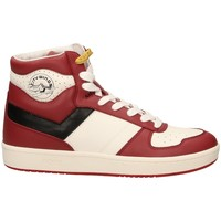 Schuhe Herren Sneaker High Pony CITY WINGS 284 clreb-rosso-bianco