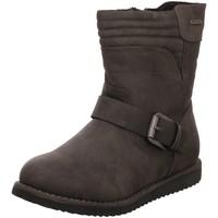 Schuhe Damen Boots Idana Stiefeletten M+M P6 264454 264454073/208 grau