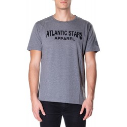 Kleidung Herren T-Shirts Atlantic Star Apparel T-SHIRT col-2-grigio-chiaro