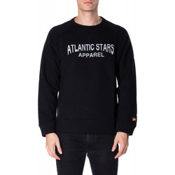 Kleidung Herren Sweatshirts Atlantic Star Apparel FELPA col-3-nero