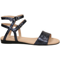 Schuhe Damen Sandalen / Sandaletten What For BENOU dblue-blu-scuro