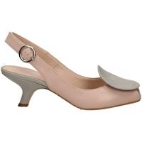 Schuhe Damen Sandalen / Sandaletten Mivida NAPPA light-rosa-grigio