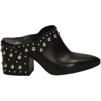 Schuhe Damen Sandalen / Sandaletten Now TOLEDO nero-nero