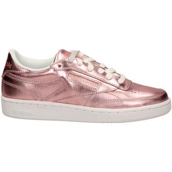 Schuhe Damen Sneaker Low Reebok Sport CLUB C 85 S SHIN coppe-rame