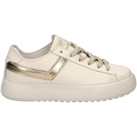 Schuhe Damen Sneaker Low Pony TOP STAR OX LITE c1-bianco-oro
