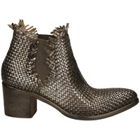 Schuhe Damen Low Boots Strategia GEMMA c-fuc-canna-di-fucile
