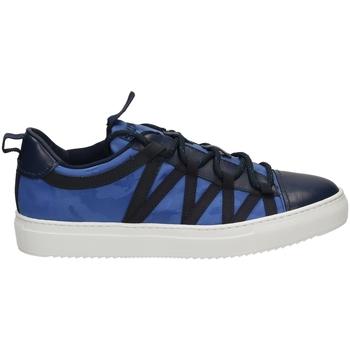 Schuhe Herren Sneaker Low Barracuda  blu-blu