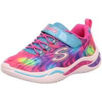 Schuhe Mädchen Fitness / Training Skechers Hallenschuhe POWER PETALS FLOWERSPARK 20203L MLT bunt