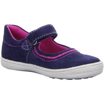 Schuhe Mädchen Ballerinas Indigo Spangenschuhe 426008075,NAVY VL 426008000/839 blau