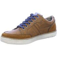 Schuhe Herren Sneaker Low Tom Tailor M+M P1 7580407 7580407-01 braun