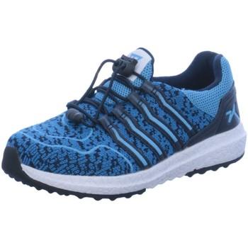 Schuhe Jungen Wanderschuhe Kastinger Bergschuhe Colorkids Elastic 22132-414 blau