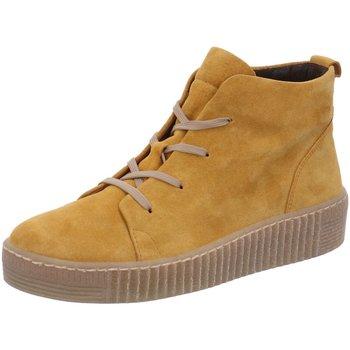 Schuhe Damen Boots Gabor 33-736-10 gelb