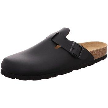 Schuhe Herren Pantoletten / Clogs Rohde Offene 6697-90 schwarz