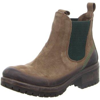 Schuhe Damen Boots Lazamani Stiefeletten NV,cuoio/green 68.002-901 beige